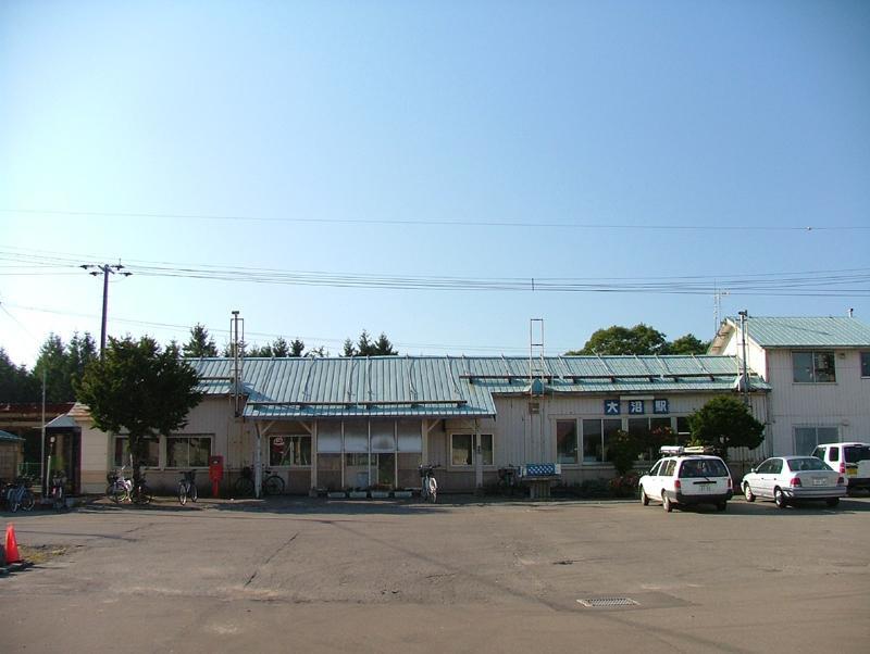 JR大沼駅