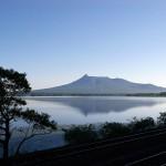 駒ケ岳と小沼