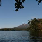 日の出島から駒ケ岳