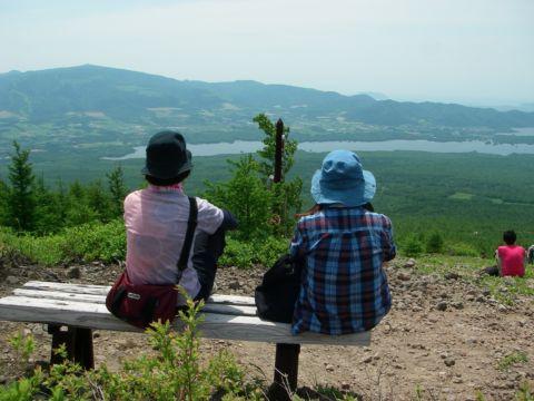 山ガール駒ケ岳登山4_R.JPG