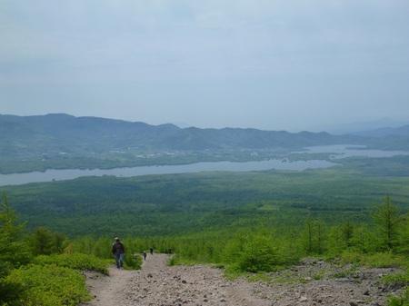 登る途中.JPGのサムネイル画像