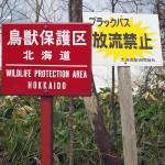 外来魚の放流禁止