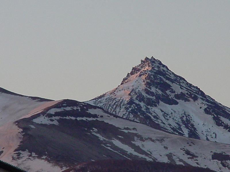 駒ヶ岳(冬)