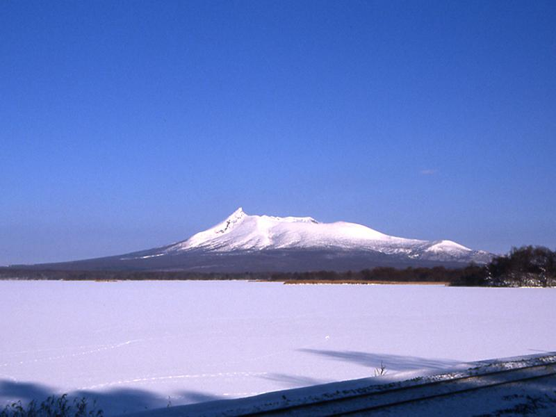 冬の駒ヶ岳